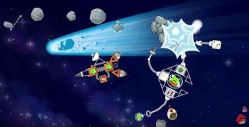 Взломанная Angry Birds Space (полная версия)