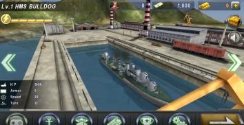 Warship Battle взломанная (Мод много денег)