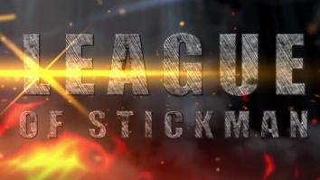 Взлом League of Stickman (Мод много денег)