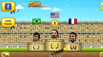 Puppet Soccer 2014 взломанный (Чит много денег)