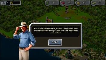 Взломанный Jurassic Park Builder на много денег