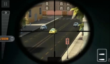 Sniper 3D Assassin взломанный