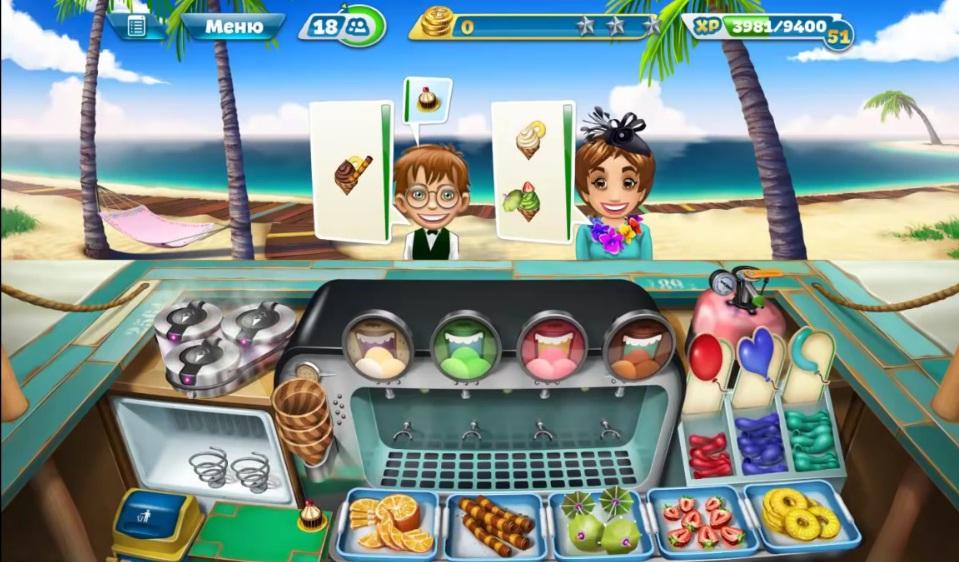 Скачать Игру На Андроид Кухонная Лихорадка Бесплатно На Русском Языке - фото 5