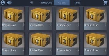 Взломанный EZ Skins: Case Simulator