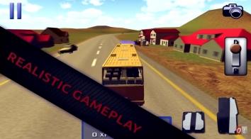 Взломанный Bus Simulator 3D