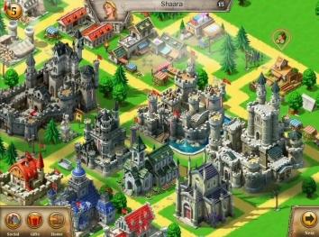 Взломанный Kingdoms & Lords (Чит алмазы)