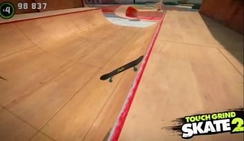 Взломанный Touchgrind Skate 2
