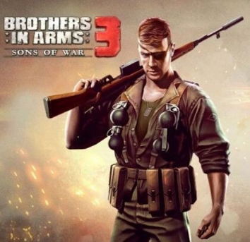Brothers in Arms 3 взлом (Мод много денег)