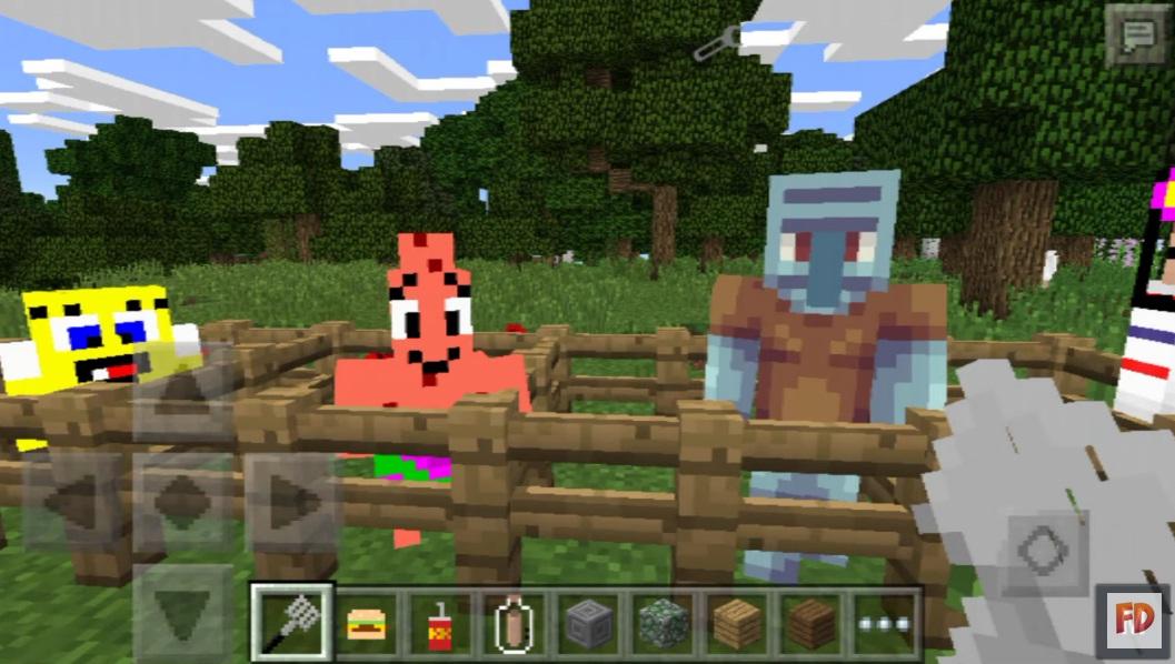 Моды Minecraft На Андроид