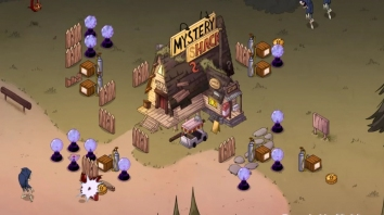 Gravity Falls Mystery Attack
