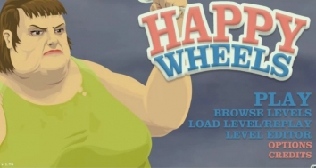 Happy Wheels полная версия
