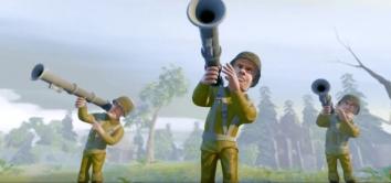 Взломанные Солдатики 2 (Чит)