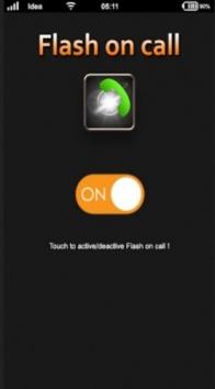 Flash On Call полная версия