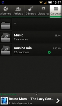 PlayerPro Music Player (полная версия)
