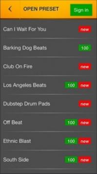 Drum Pads 24 полная версия (все пресеты)