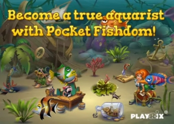 Pocket Fishdom полная версия