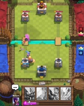Взломанный Clash Royale (Чит много кристаллов)