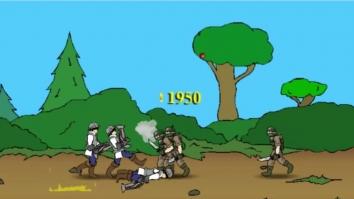 Взломанная Age of War (полная версия)