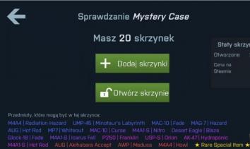 Case Opener взломанный