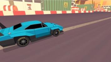 Thumb Drift - Furious Racing взломанный на машины