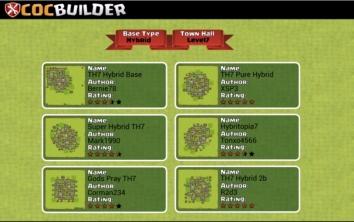 CoC Builder взломанный