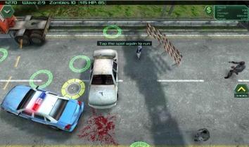 Zombie Defense взломанный на много денег