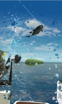 Взлом Рыболовный Крючок (Мод много денег)