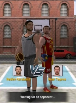 Взломанный Real Basketball