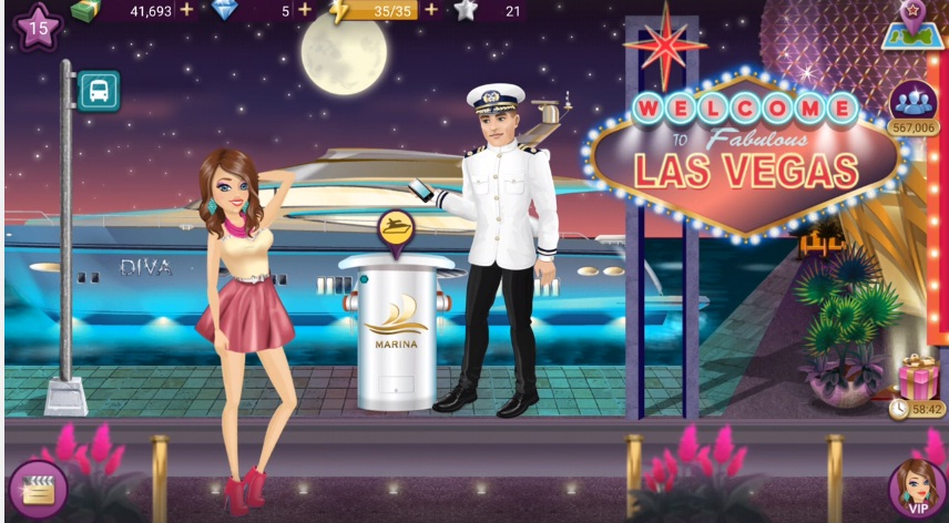 Hollywood story взлом ios