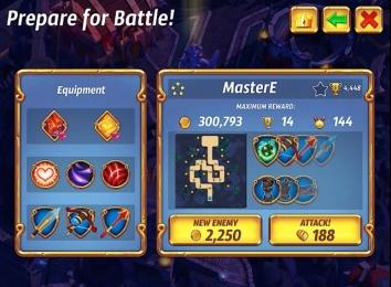 Взломанный Royal Revolt 2 на много денег