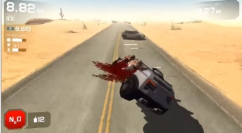 Zombie Highway 2 взломанный (Мод много денег)