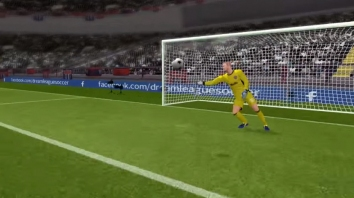 Dream League Soccer 2016 взломанный (Мод много денег)