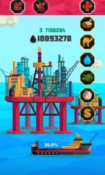 Нефтяной магнат взломанный (Мод)