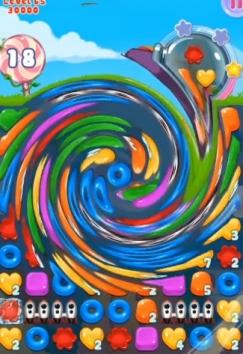 Взломанный Jelly Blast