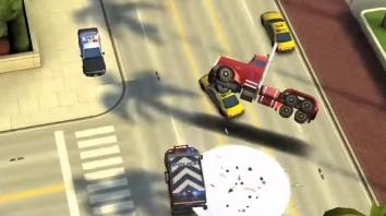 Smash Cops Heat взломанный