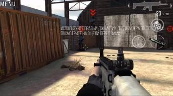 Взломанный Modern Strike Online на много денег