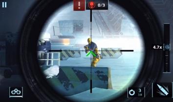 Операция «Снайпер» взлом