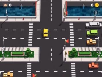 Взломанный Loop Taxi
