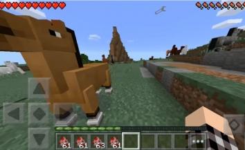 Лошади для майнкрафт мод