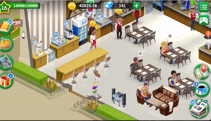 скачать игру моя кофейня много денег