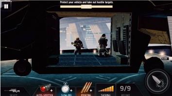 Взломанный Kill Shot Bravo (Мод много денег)