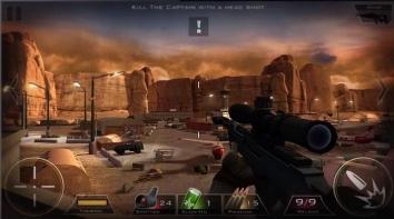 Kill Shot взломанный на много денег