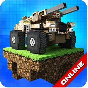 ���������� Blocky Cars Online �� ����� �����