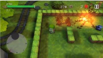 Block Tank Wars 2 взломанный (Мод)