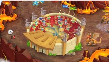Взломанная Dragon City (Мод много денег)