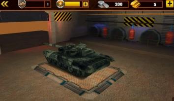 Tank Strike 2016 взломанный (Мод много денег)