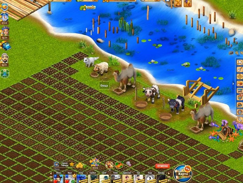 Территория фермера скачать на компьютер