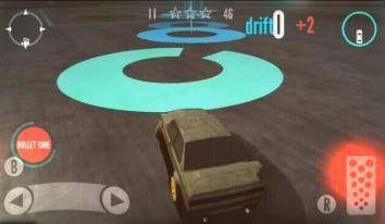 Взломанная Drift Zone (много денег)