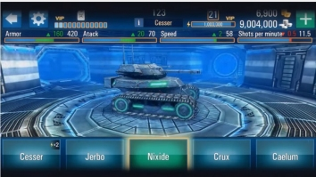 Взломанный Iron Tanks (Чит)