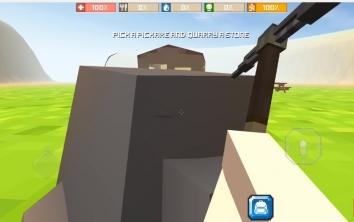 Взломанный Cube Z (Pixel Zombies) (Мод много денег)